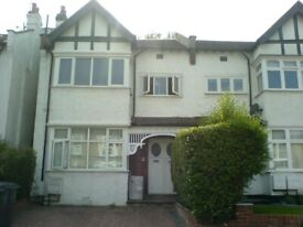 Three Double Bedrooms, Large Reception Diner, First Floor Flat with Use of Garden