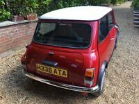 Classic Rover Mini 1000 Carb