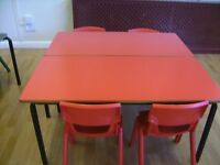 Job Lot Nursery Tables & Chairs