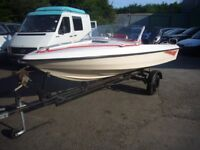 15 ft fletcher speed/fishing boat