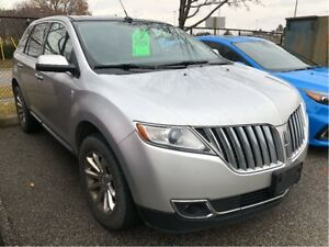 2013 Lincoln MKX Fully Loaded!!