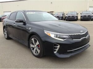 2016 Kia Optima SX Turbo | Certified Pre-Owned