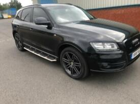 image for Audi Q5 3.0 TDI SE QUARTER AUTO  EDITION SPEC FULLY LOADED 2011 11 Plate full services history motty