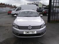 VW PASSAT ESTATE 2.0 TDI FULL SERVICE HISTORY 1 COMPANY OWNER FROM NEW