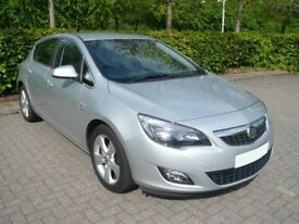 Vauxhall Astra 1.6 i VVT 16v SRi 5dr 60 plate Low Mileage