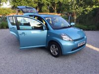 Diahatsu Sirion 1.3 SE - Very Low Warranted Mileage / HPI Clear