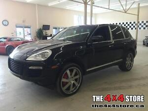 2008 Porsche Cayenne TURBO LEATHER LOADED ROOF NAV AWD
