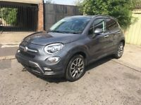 2015 Fiat 500x Cross Diesel TOP of The Range salvage Damaged Repairable
