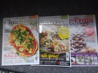 3 Free-From Heaven Recipe Magazines