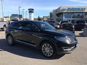 2016 Lincoln MKX Reserve AWD, ONE OWNER, EXCELLENT CONDITION