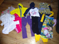 Girl Clothes 4-5 years old