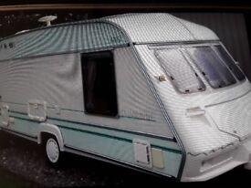 Dalesman 420/2 caravan little used very clean in & out