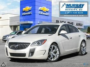 2015 Buick Regal GS**AWD, Leather, NAV**