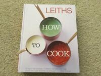 LEITHS 'How to Cook' book *new*