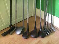 Golf club set for adults