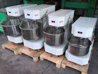 NEW DOUGH MIXER 20 LT ,PIZZA RESTAURANT LAHMACUN NAN BREAD ROTI BAKERY CATERING COMMERCIAL KITCHEN