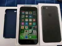 Apple iPhone 7 32gb Black, EE/BT Boxed perfect Condition!!