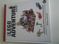 The Lego Adverture books