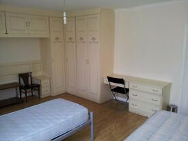 large twin room to let in camden