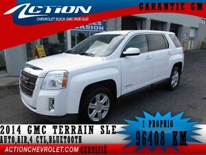 2014 GMC TERRAIN FWD SLE AUTO,AIR,4 CYL,BLUETOOTH,
