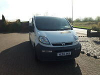 VAUXHALL VIVARO 2.9 T 1.9 CDTI 82 LWB (White) Clean van great drive, ready to go