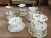 Cake stands £5 EACH