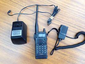 ICOM IC-T7E 2m and 70cm hand-held transceiver