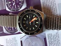 Omega shom rare divers
