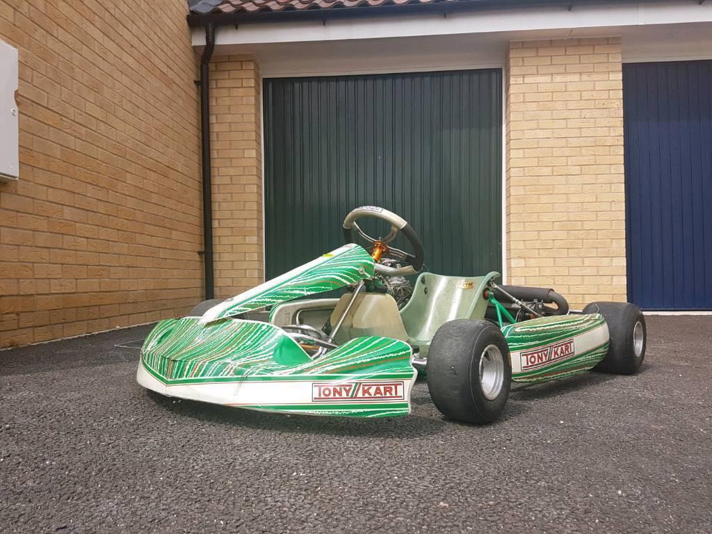 Tony kart 125cc rotax go kart | in Colchester, Essex | Gumtree