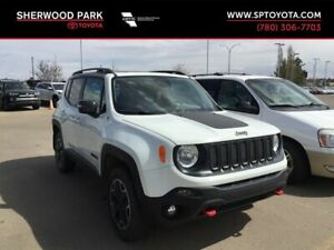 2017 Jeep Renegade TRAIL HAWK ONE OWNER