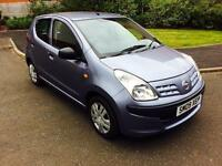 FULL YEAR MOT+NISSAN PIXO 1.2cc 5 DOOR+£20 ROADTAX