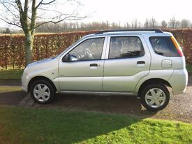 """SUZUKI IGNIS VVT-S AUTOMATIC VERY LOW MILEAGE FOR IT""""S AGE, NEW LOWER PRICE!!!!!!"""