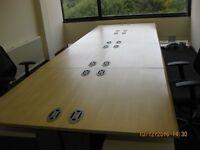 Bench system Desking