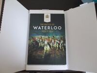 Official Waterloo 200 medal series Monarchs of the Napoleonic Wars. Not handled & Mint Condition.