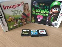 Nintendo 3ds/ds Games