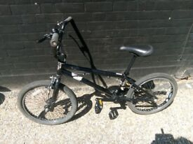 Diamondback BMX custom bike black vgc