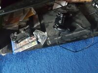 PS4 Slim With 2 Games - 500 GB