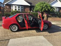 AlphaRomeo2.5 V6 24V 156 RED.Full Service History.New Belts/Tyres/WaterPump/Radiator.New Home wanted