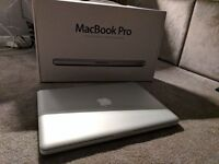 "Excellent condition MacBook Pro 13"" i7 quad core 8gb ram early 2011."