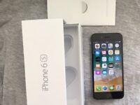 iPhone 6s (EE, BT, Virgin|14 Day Guarantee|16GB|Deliver+Post|Apple|Black)