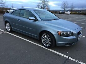 Volvo C70 2.4 D5 SE Geartronic 2dr, 180 BHP, One previous owner with FSH
