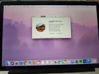 Macbook Pro (mid 2015) 15inch, 16gb RAM, 2.2 GHz Intel Core i7
