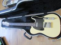 Fender Telecaster USA Standard 2004 Custom Shop pick ups