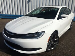 2015 Chrysler 200 S *SUNROOF-NAVIGATION* Kitchener / Waterloo Kitchener Area image 1