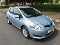 Toyota Auris 1.6 TR Multimode 5dr Automatic Low Mileage Full Service History
