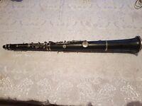 Soprano Instrument Antique