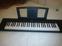 Yamaha NP-11 Electric Piano/Keyboard