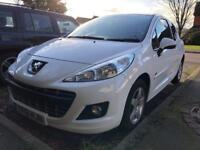 Peugeot 207 1.4 Sportium 3dr, Perfect first car, 5 months MOT