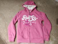 Genuine Animal Hoodie - Pink - Size 14