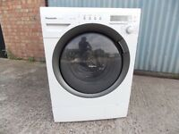 Panasonic washing machine 8kg load with warranty